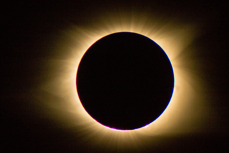 Eclipse photo from Flickr