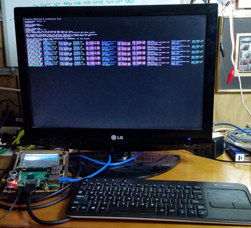 Off-The-Shelf Hacker: Scripts to Drive Wearable Computing