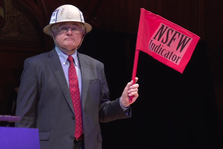 Ig Nobel - NSFW indicator