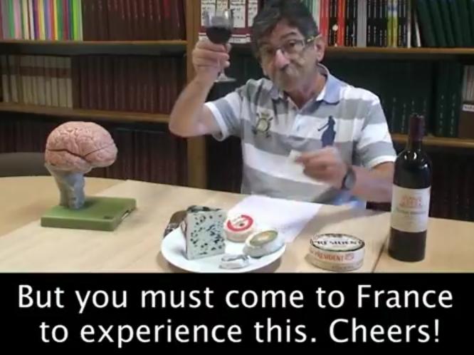 Medicine prize winner - Ig Nobel 2017