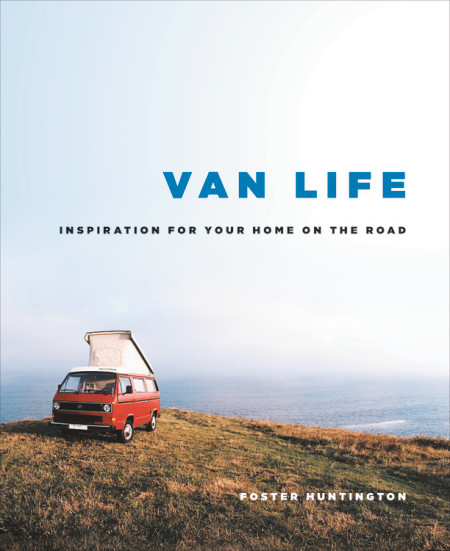 Van Life Book Cover