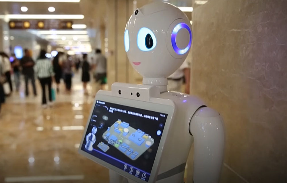 Image result for Assistant Doctor AI first doctor robot china