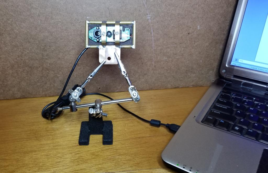 Run the JeVois Smart Machine Vision Algorithms on a Linux