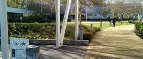 The Googleplex - photo by caccamo - 4273043314_82c55da885_o