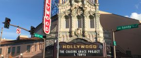 Chasing Grace Project premiere theater