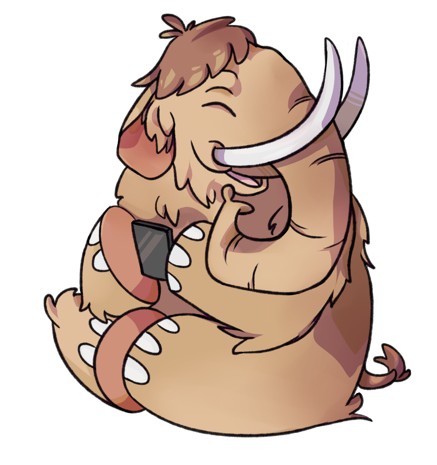 Mastodon mascot