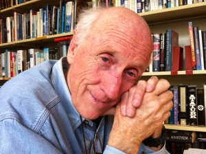 Stewart Brand in Sausalito, CA 2010 -- via Wikipedia