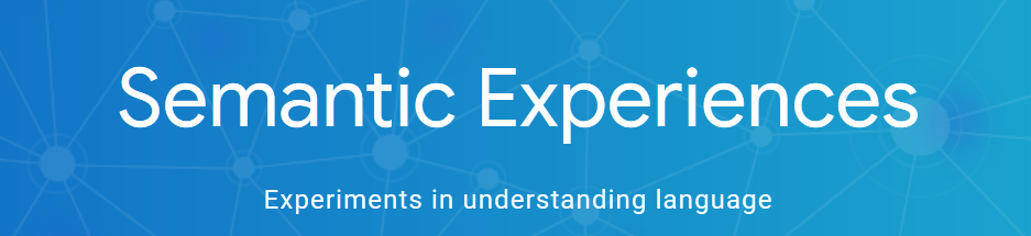 Semantic Experiences site logo