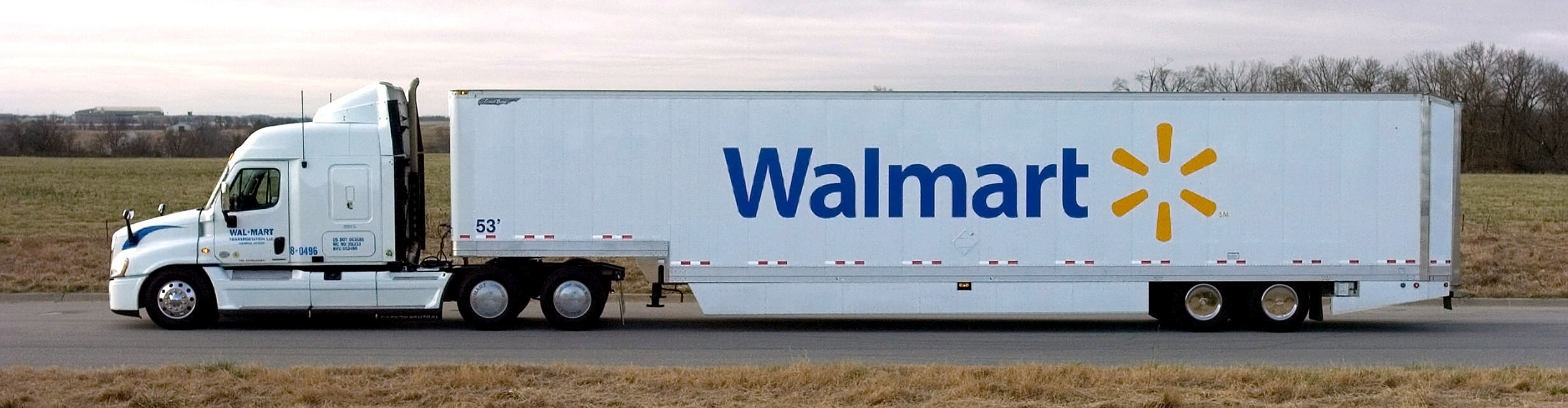 Walmart%u2019s_Grease_Fuel_Truck - Creative Commons by Walmart from Bentonville, USA