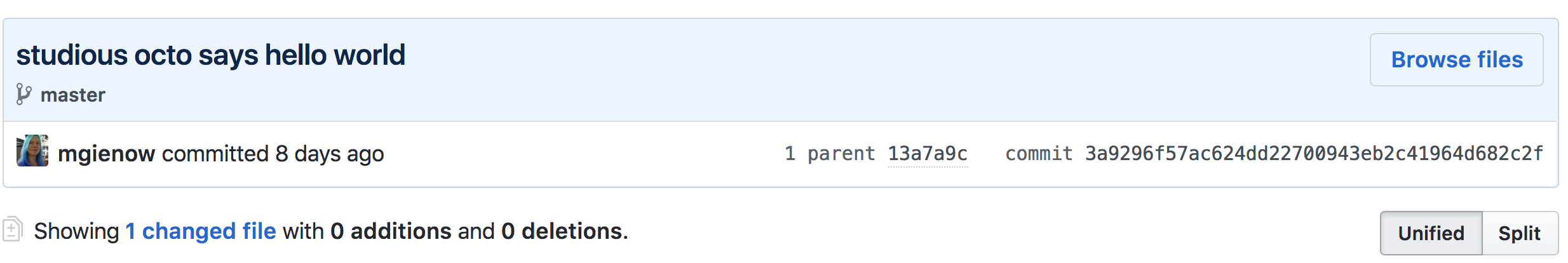 Get Legit with Git (and GitHub): The Art of the Commit Message - The