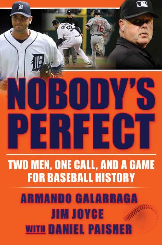 Nobody's Perfect book cover