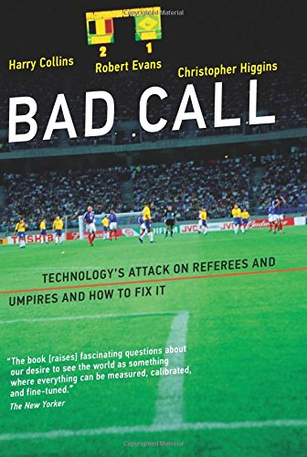 Bad Call - book cover