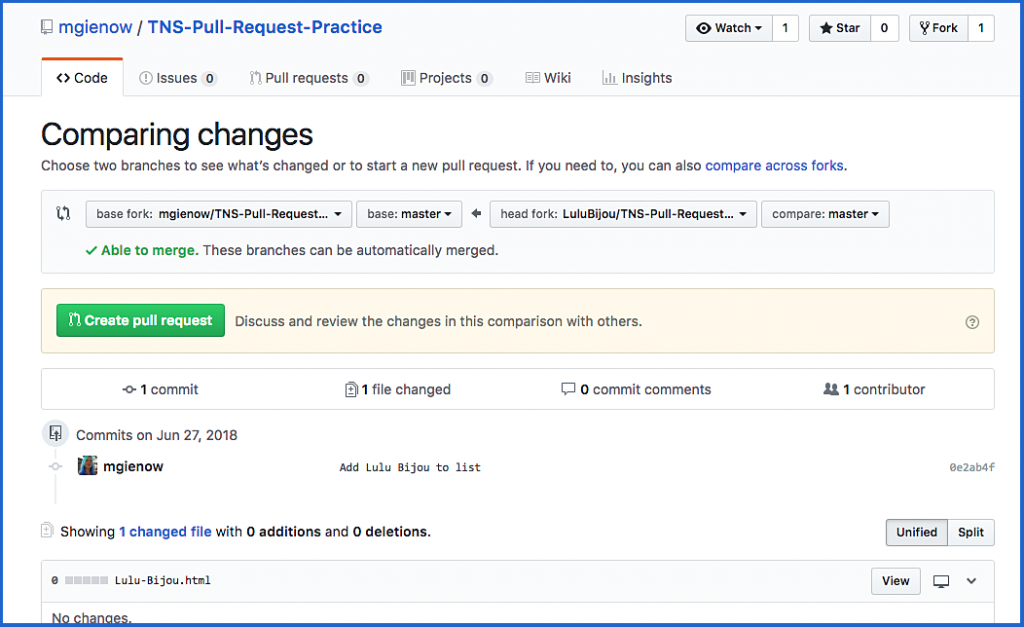 Getting Legit with Git and GitHub: Your First Pull Request - The New