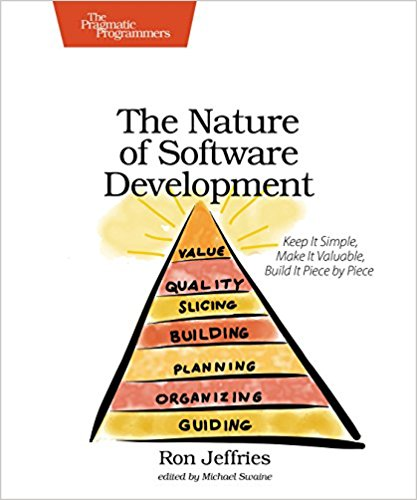 The Nature of Software Development - by Ron Jeffries