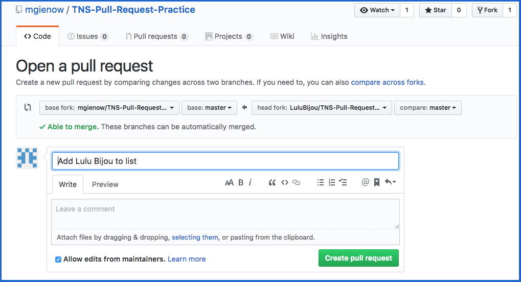 Getting Legit with Git and GitHub: Your First Pull Request