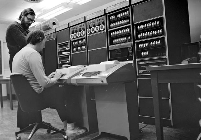 Brian Kernighan Remembers the Origins of 'grep'