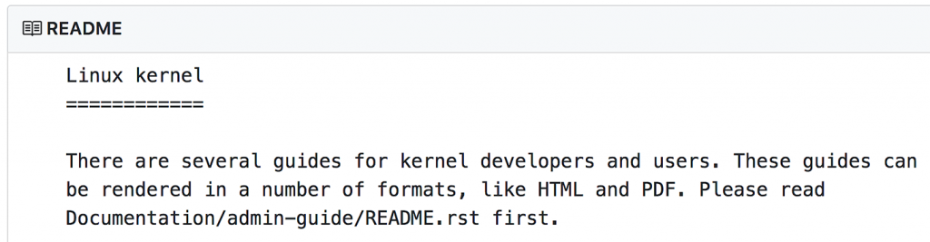 Getting Legit With Git and GitHub: README Loud and Clear