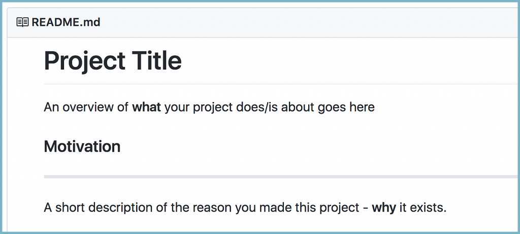Getting Legit With Git and GitHub: README Loud and Clear Using Git
