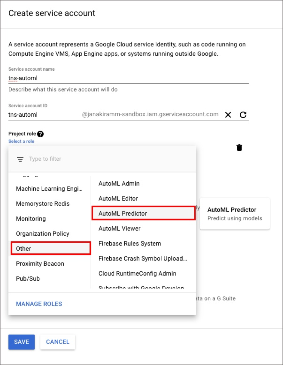 Get Started with Google Cloud AutoML Vision for Image