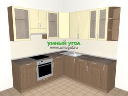 Пленочный МДФ — Кухонные фасады