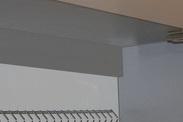 Крепление навесных шкафов к стене на планки
