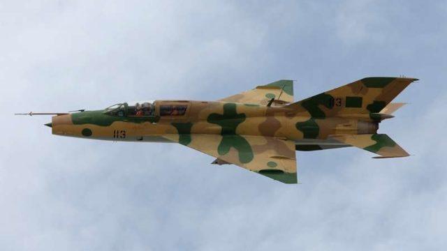 Fuerza-Aérea-Libia