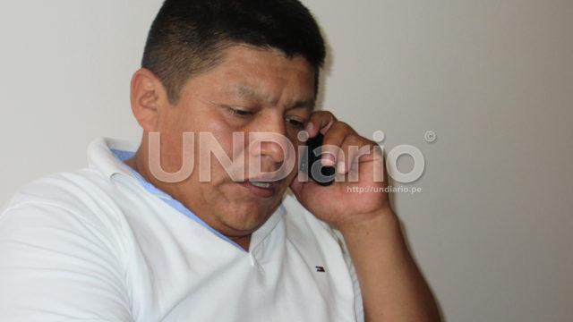 Alcalde de Pacanga, Telésforo Medina