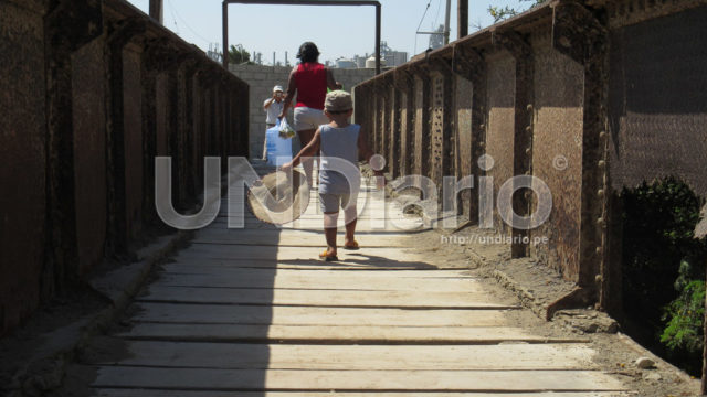 Puente Fierro 1W