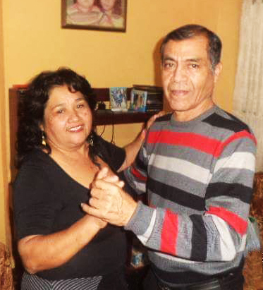 Julio y Shirley