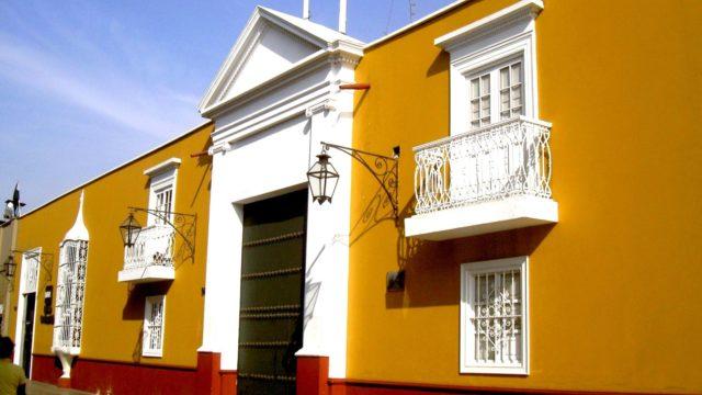 Mpt informa sobre ordenanza sobre pintado de fachadas en el centro hist rico undiario - Pintado de fachadas ...