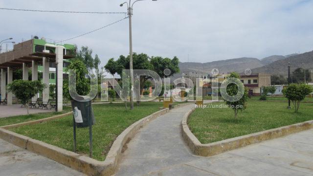 Plaza Armas Pakatnamu