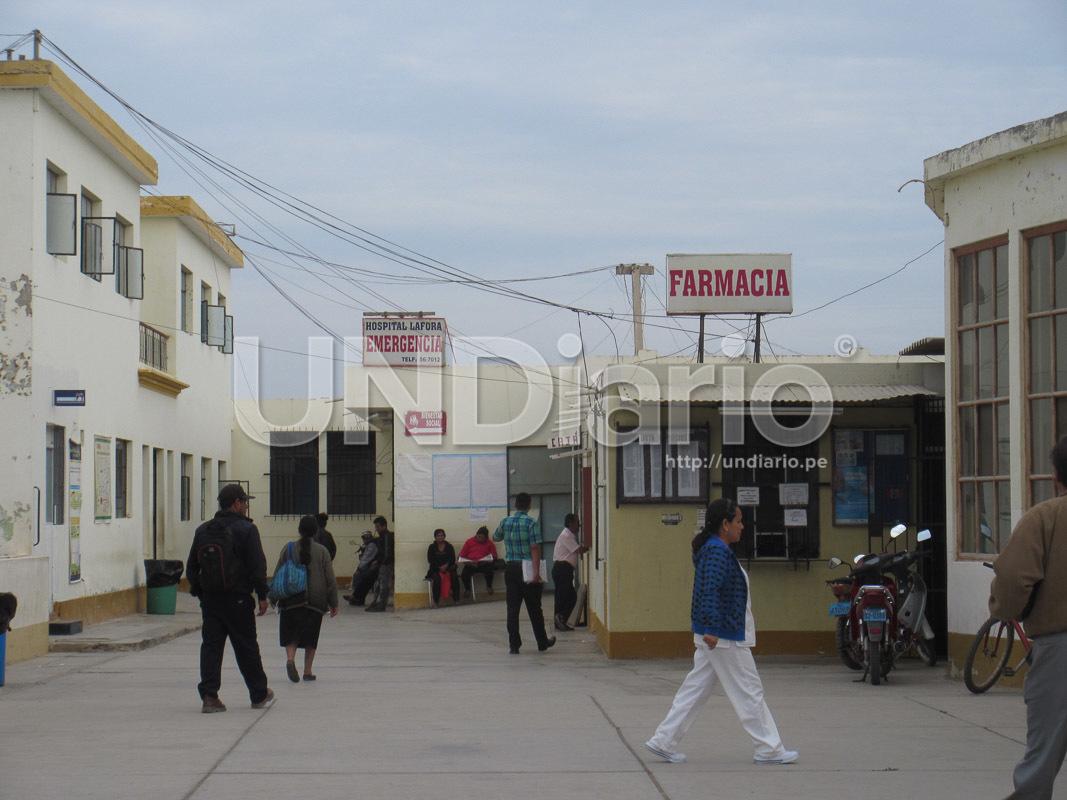 2 Hospital Lafora