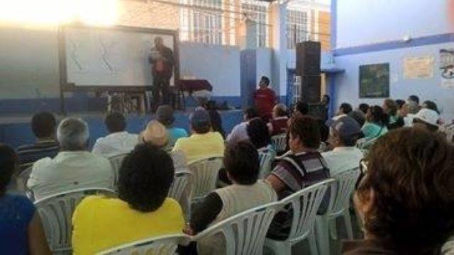 Pueblo Nuevo Asamblea Tito Suing