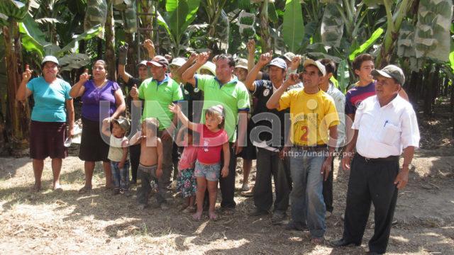 Vecinos Algarrobal Cultivos