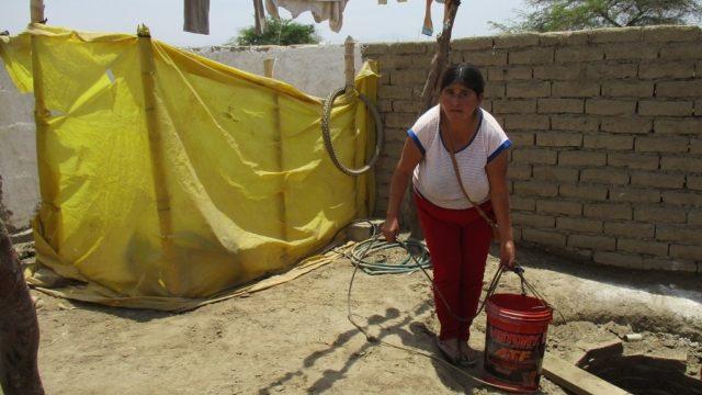 15 Cp Pacanguilla  Pozo De Agua Para Consumo Población Cerca A Pozo Séptico 2016