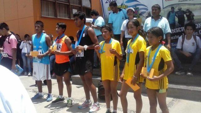 Maraton Ganadores
