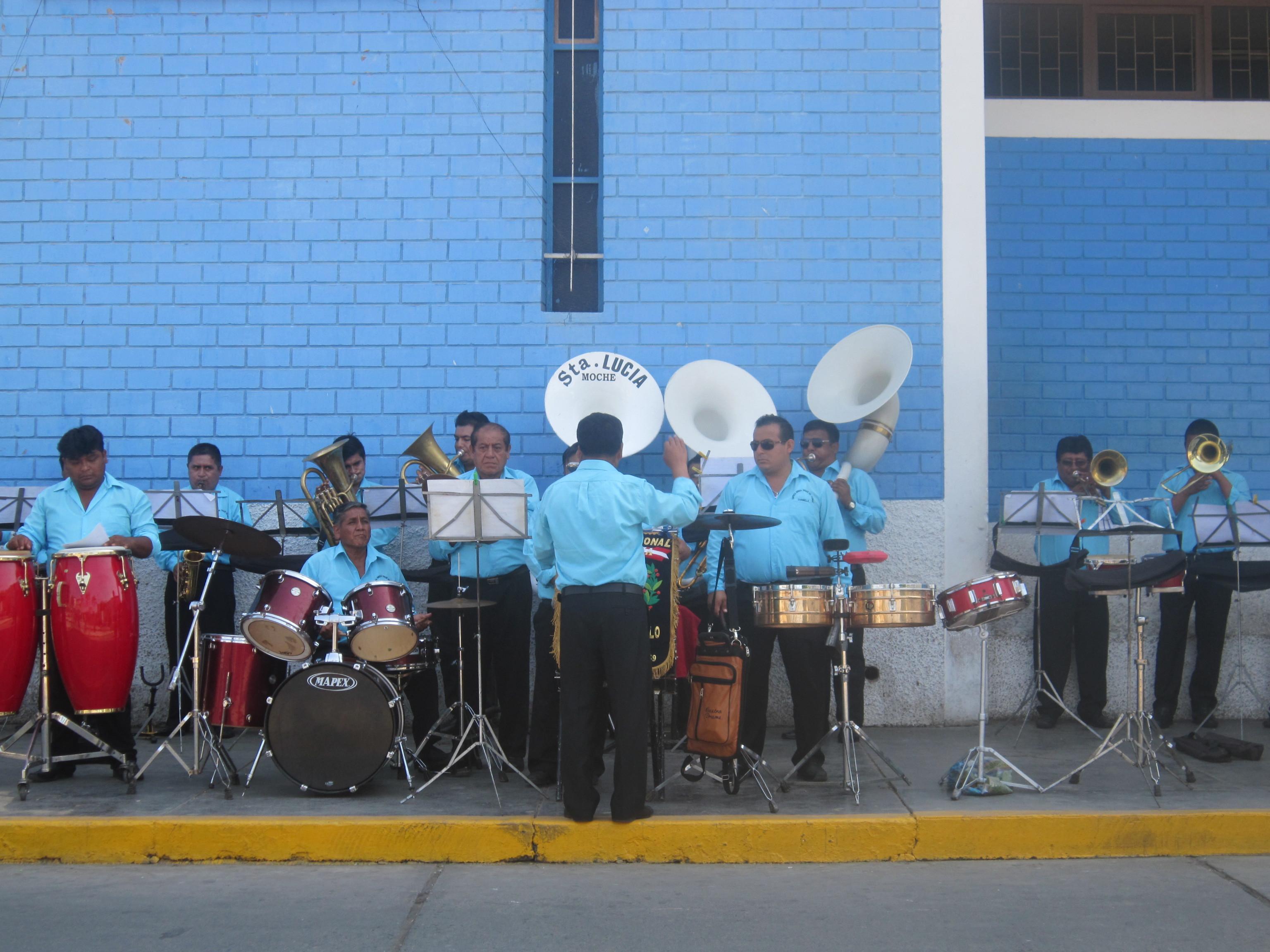 Enero 9 Banda Feria San Sebastian