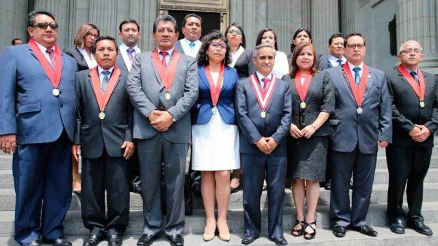 14 Jueces