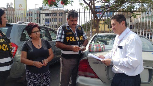 20170208 151428 Poder Judicial Funcionaria Detenida