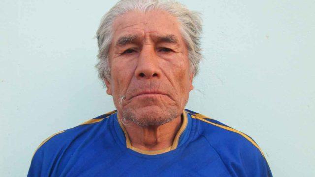 Alfonzo Eralio Horna Nuñez