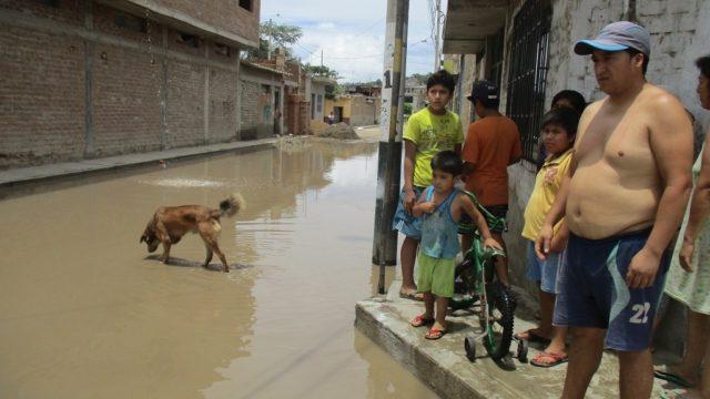 Img 5525  Inundación Lluvias  Ah Villa Los Mártires Cp Chequén Chepén 2017
