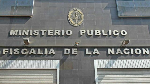 Ministerio Publico Fiscalia De La Nacion