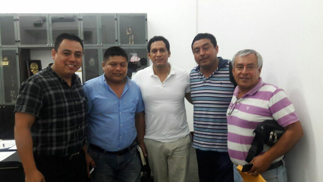 Alcaldes Pacanga Pueblo Nuevo Gobierno Regional