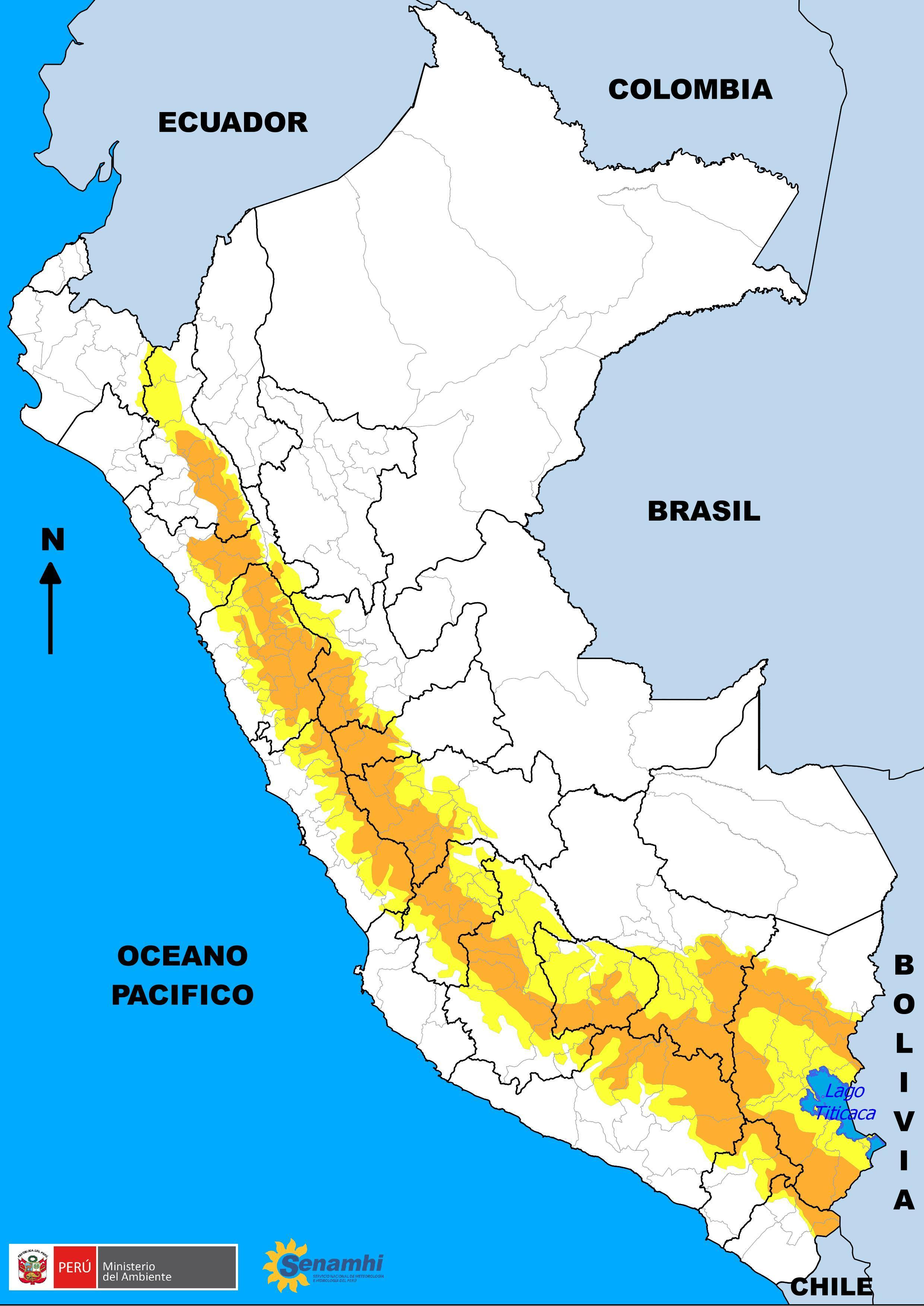 Lluvias Sierra Al 29 Marzo