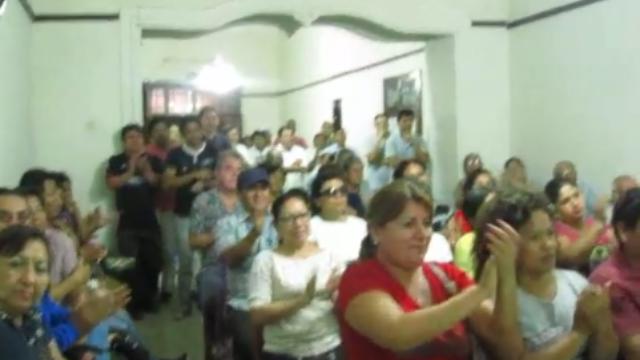 Audiencia Guadalupe