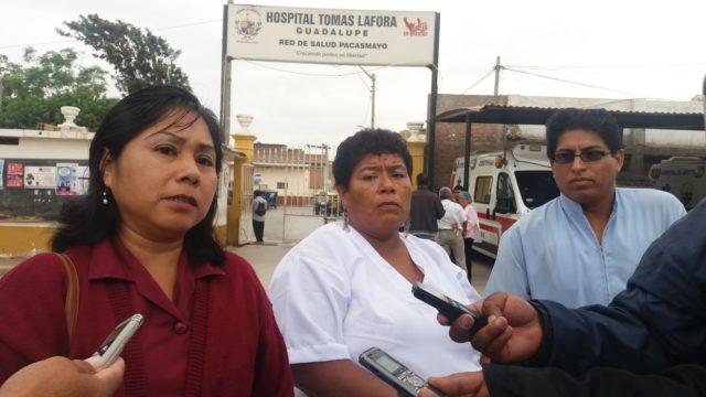Emiliana Calderon Altamirano Y Trabajadores