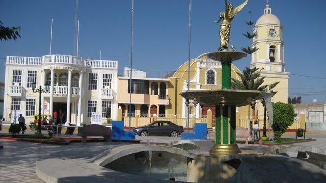 Plaza Pueblo Nuevo Undiario