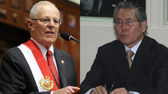 Pedro Pablo Kuczynski Alberto Fujimori By Ideeleradio