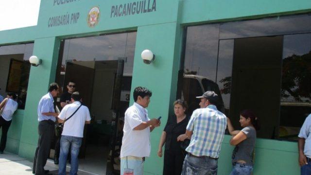 Comisaria Pacanguilla