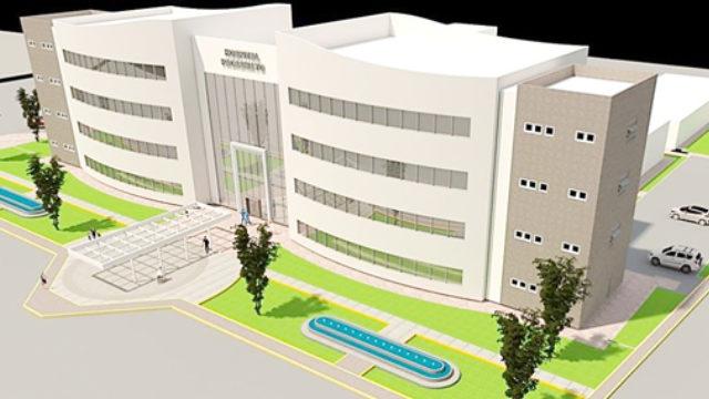 Maqueta Hospital Minsa para Pacasmayo